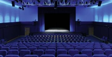 Radlett Centre corporate hire - photo of the theatre