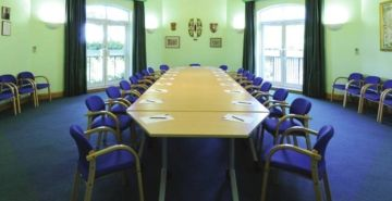 Radlett Centre Meeting Room Hire - view of the Douglas Hicks Room