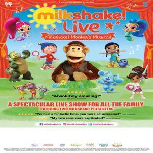 Milkshake! Live!