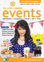 Radlett Centre events brochure