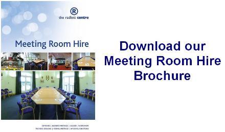 Meeting Room Hire / Home - Radlett Centre