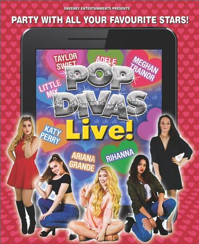 08 Apr to 08 Apr - Pop Divas - Live!
