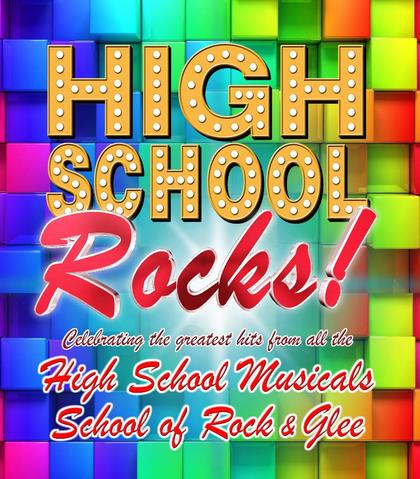 Tue 08 Aug - High School Rocks!