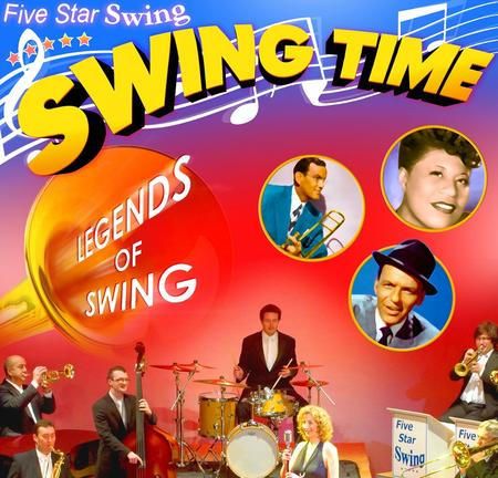 Sun 19 Nov - Swing Time