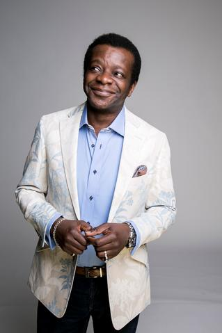 Wed 24 Jan - Stephen K Amos